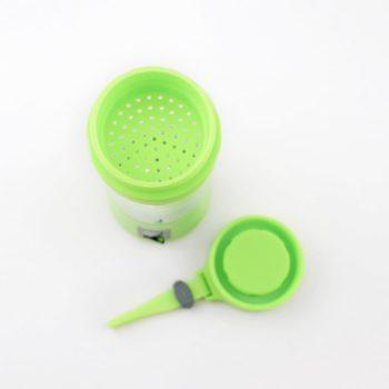 13-ounce usb-rechargeable fruit blender 9