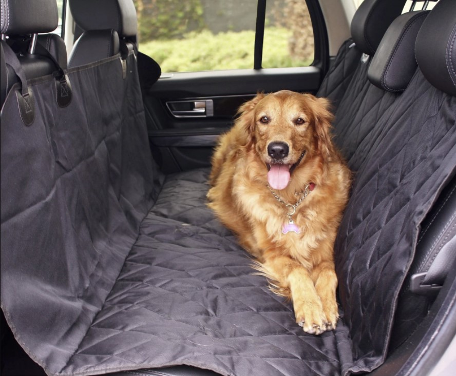 dog car seat cover 2