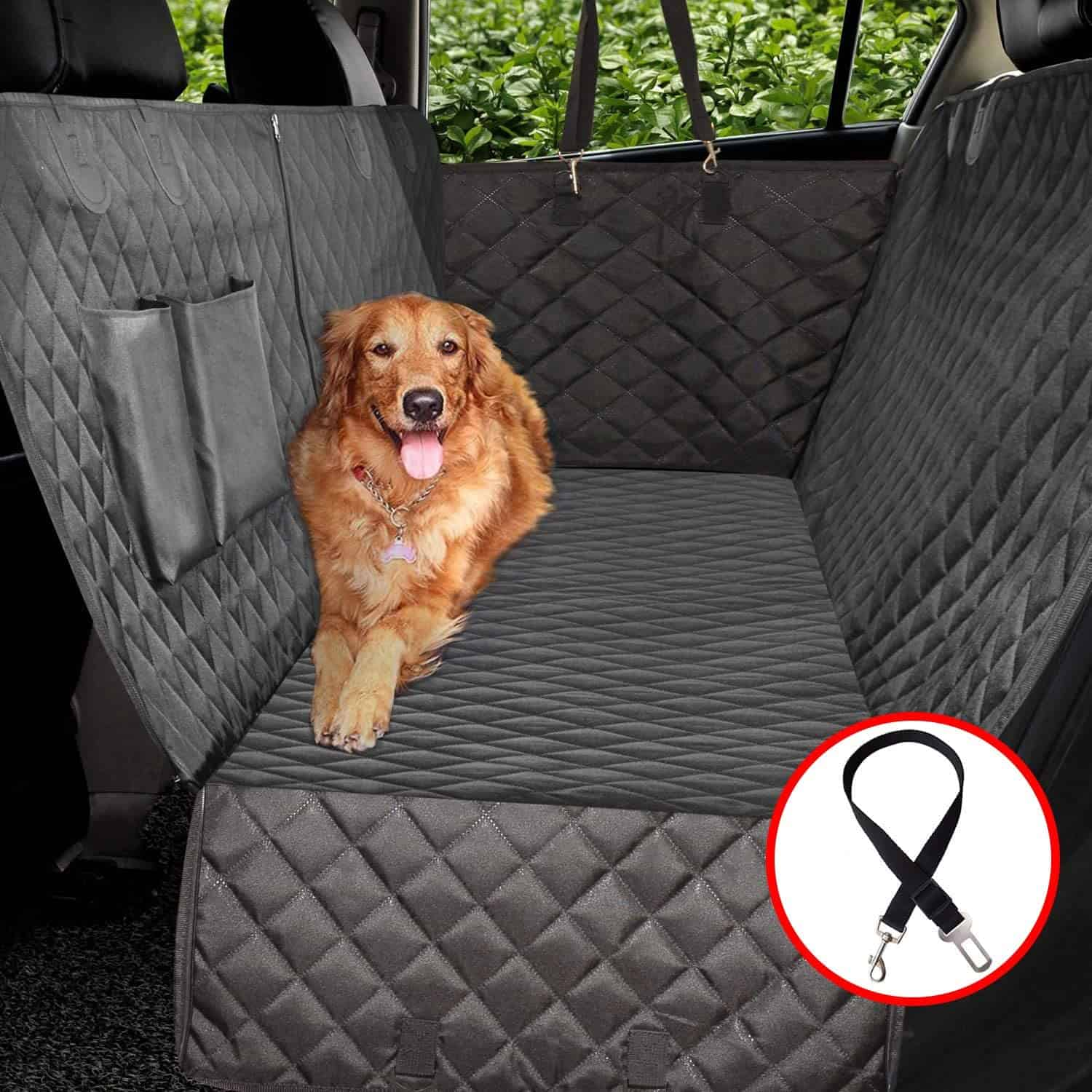dog car seat cover 1