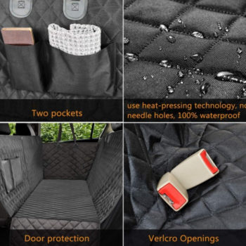 dog car seat cover 6