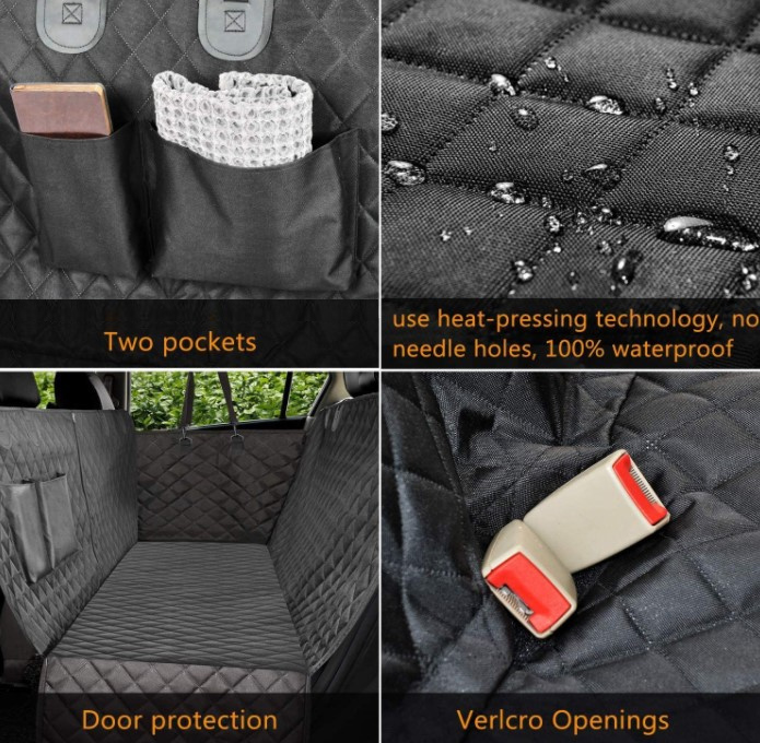 dog car seat cover 3