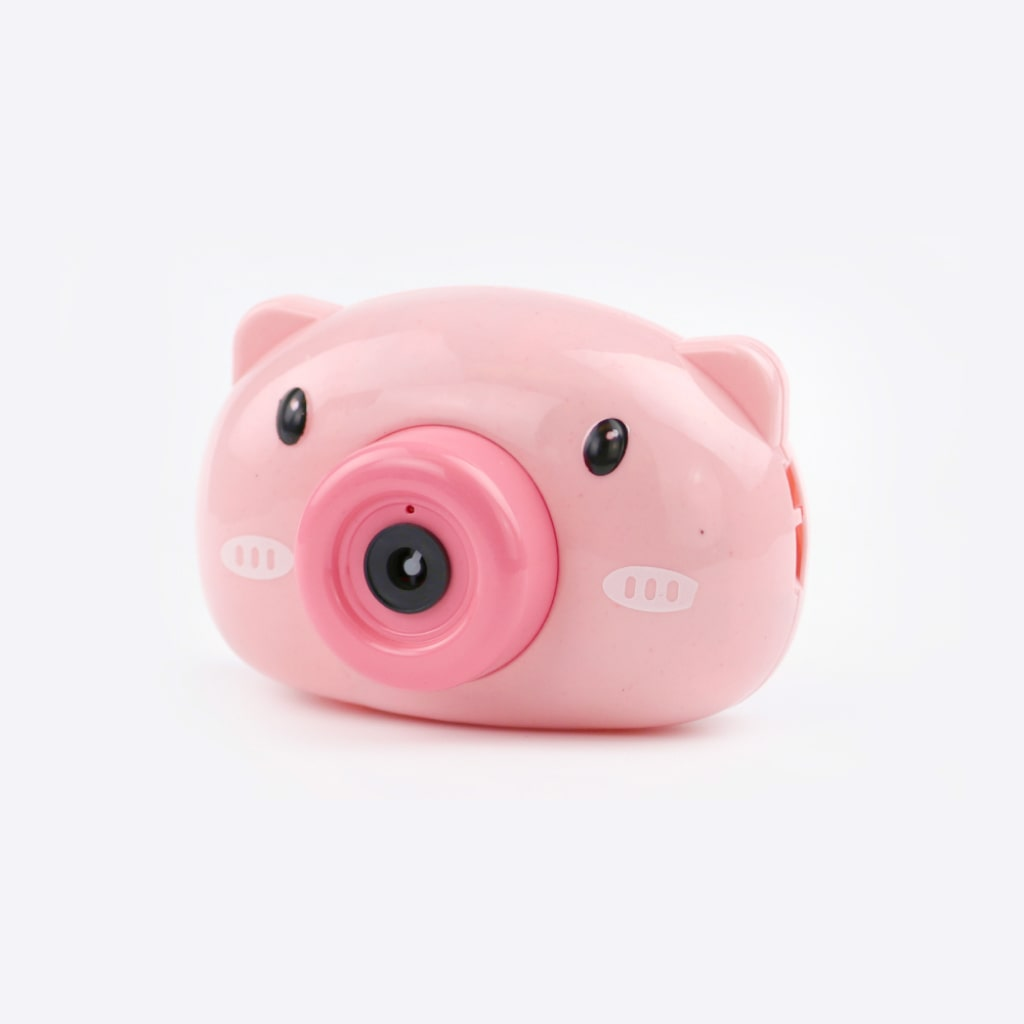 cute pig bubble maker 1