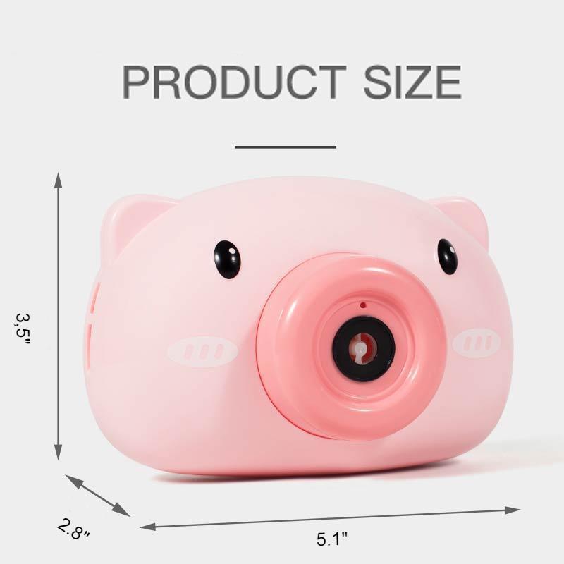 cute pig bubble maker 6