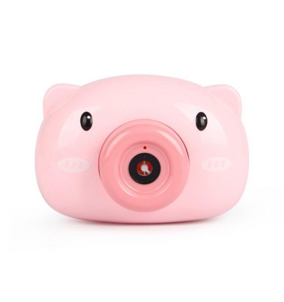 cute pig bubble maker 16