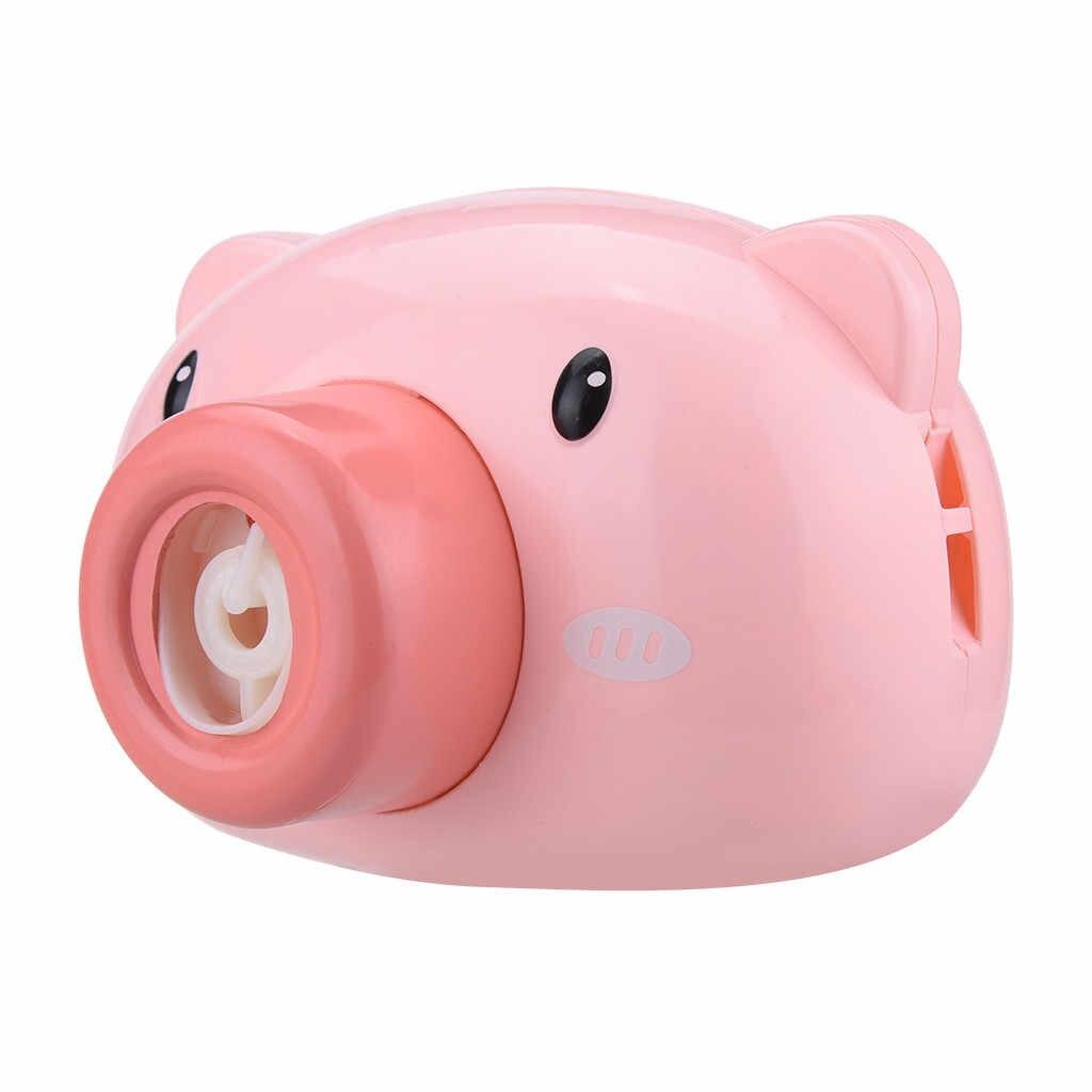 cute pig bubble maker 3