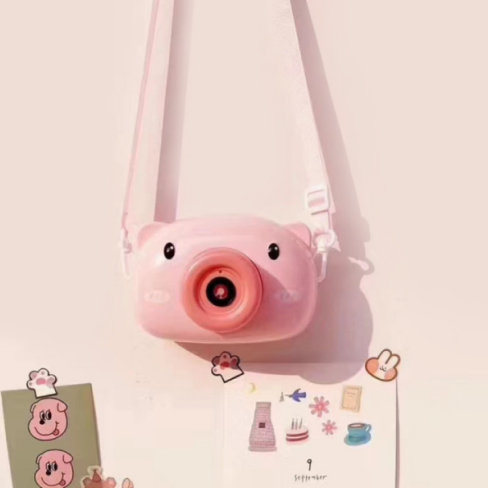 cute pig bubble maker 18
