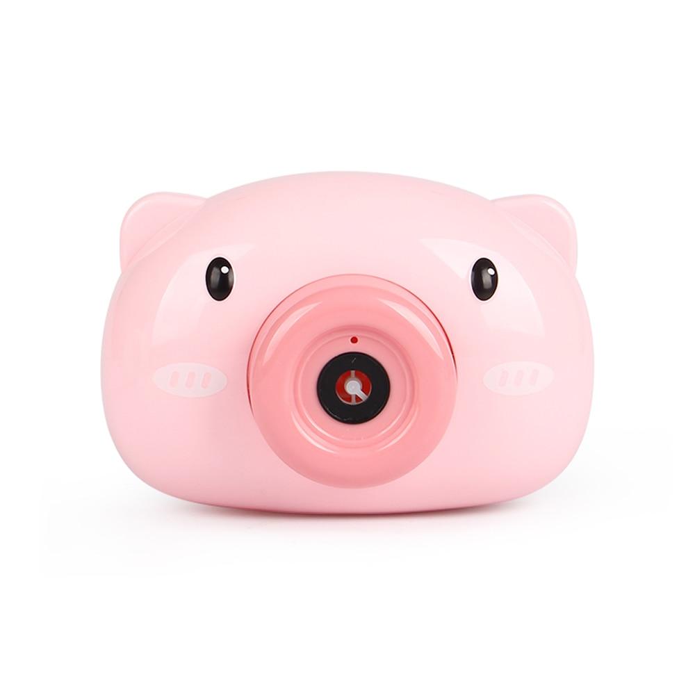 cute pig bubble maker 2