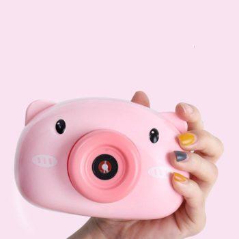 cute pig bubble maker 15
