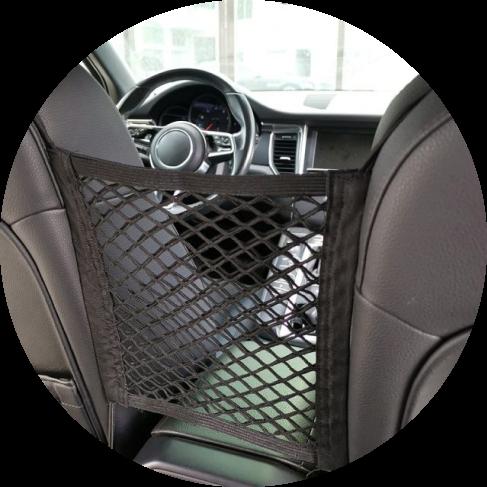 universal car storage mesh 12
