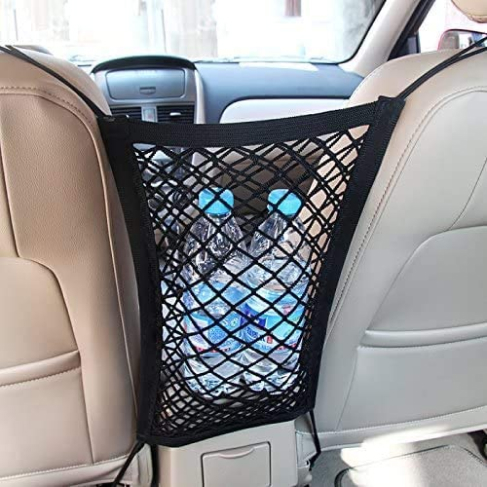universal car storage mesh 14