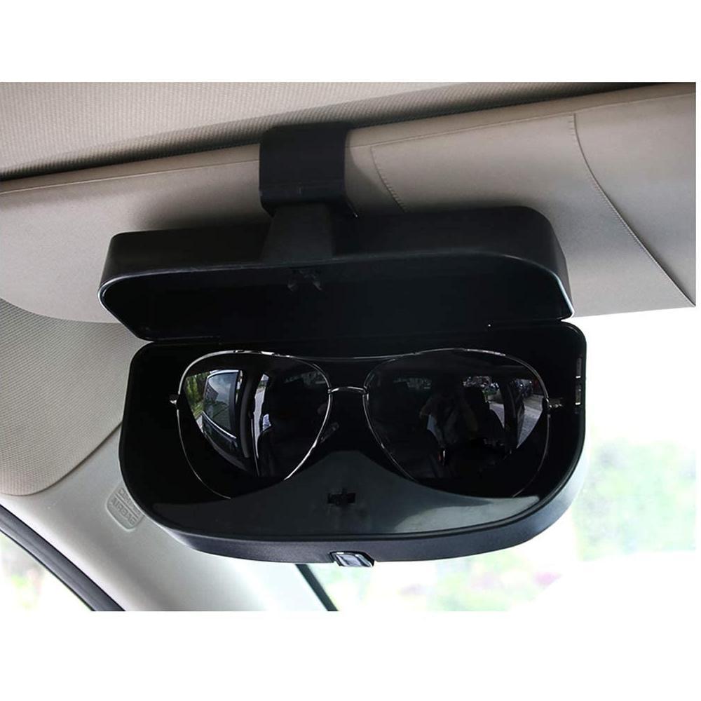 magnetic car sunglasses case 4