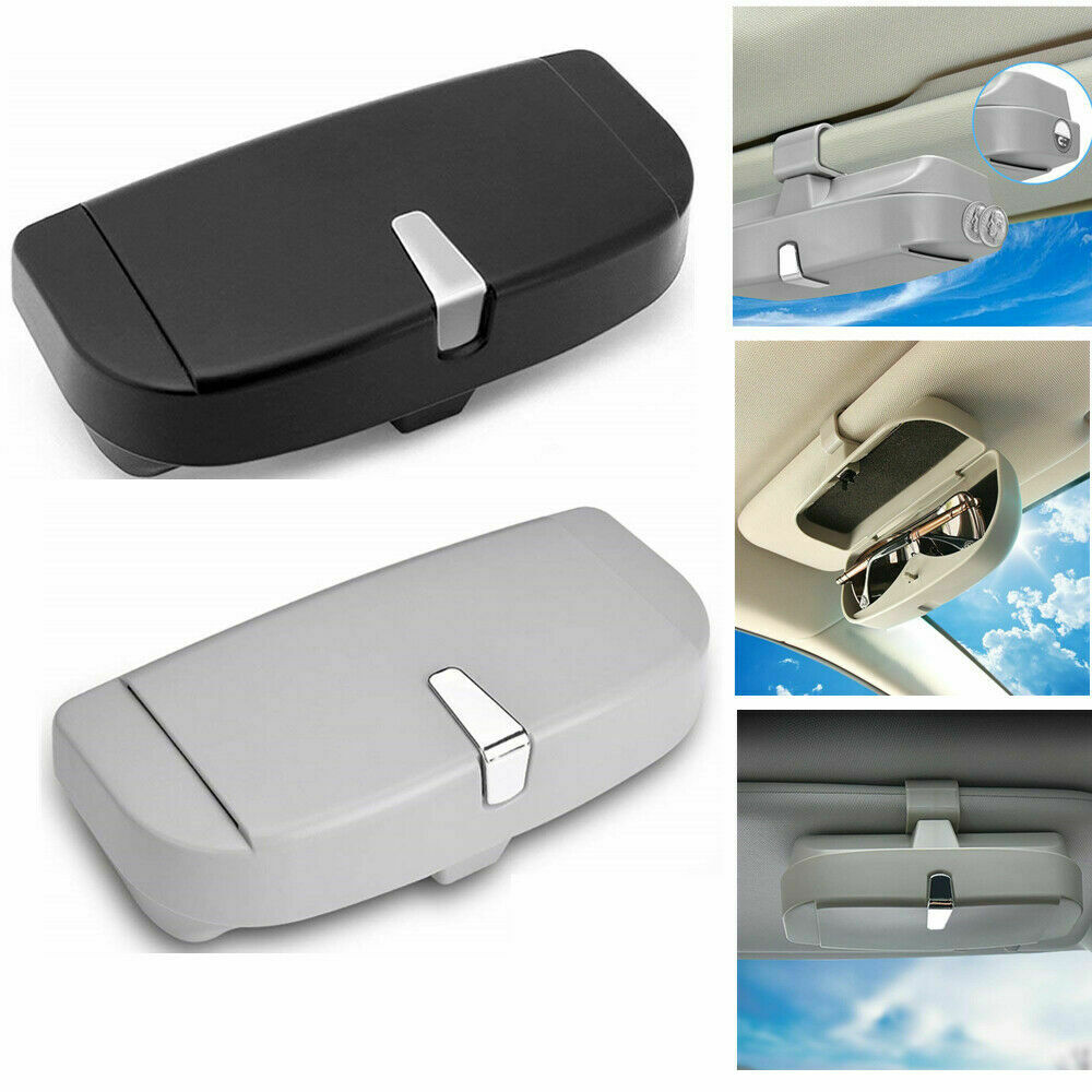 magnetic car sunglasses case 5