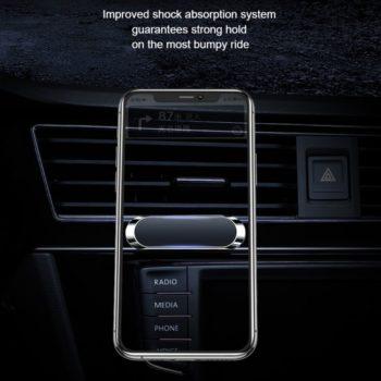 magnetic car phone holder 11