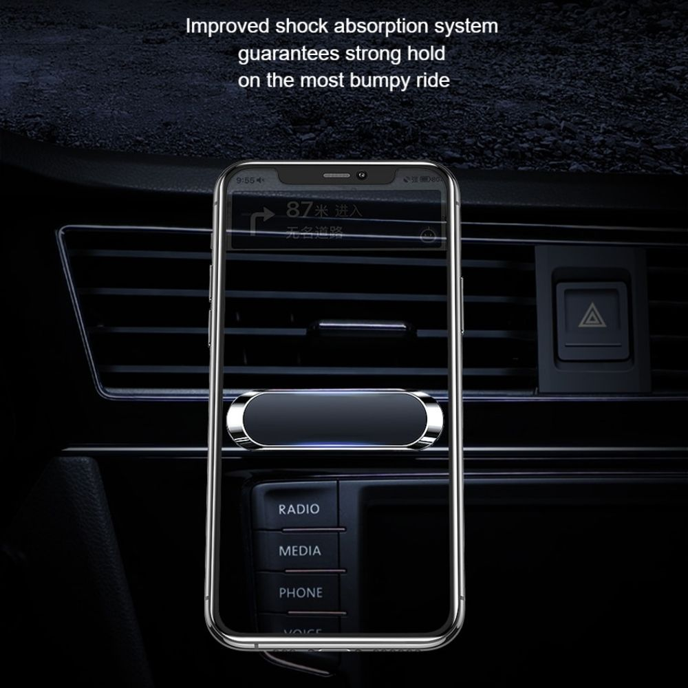 magnetic car phone holder 4