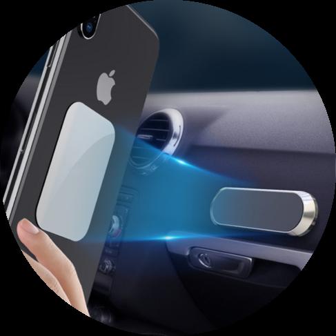 magnetic car phone holder 17