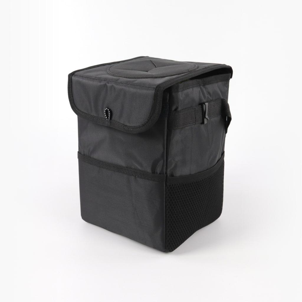 waterproof car trash bin 1