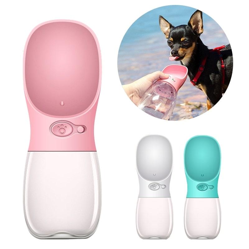 portable pet water bottle 2