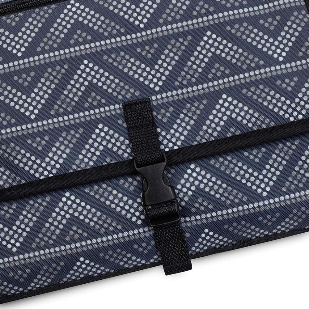 waterproof foldable changing mat for newborns 6
