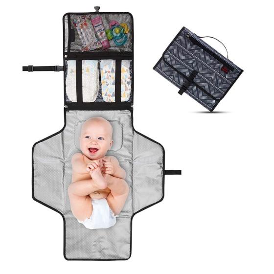 waterproof foldable changing mat for newborns 16