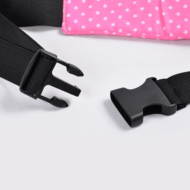 baby car seat head support band 5