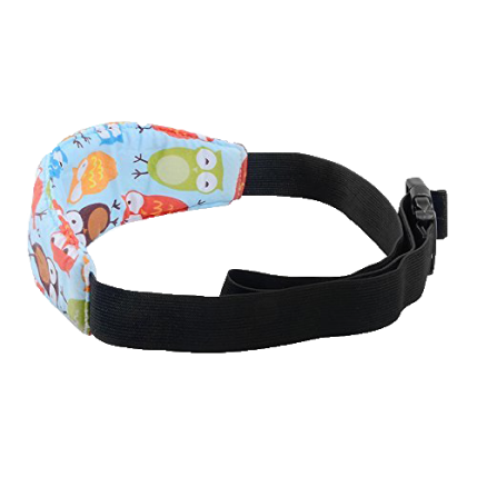 baby car seat head support band 18