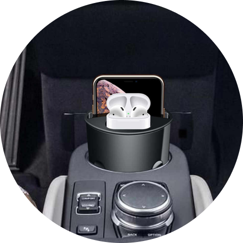 car wireless charger cup 14