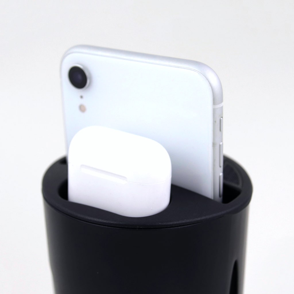 car wireless charger cup 4
