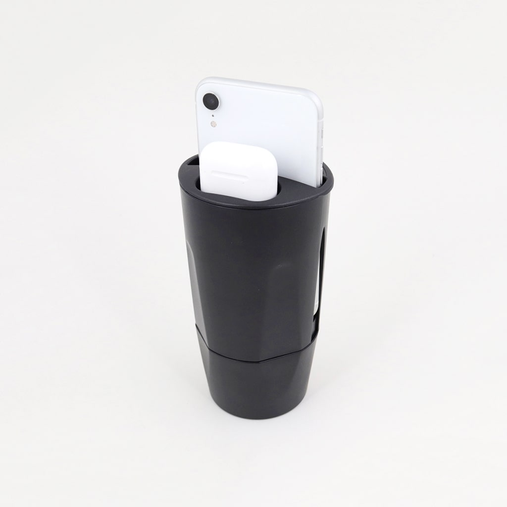 car wireless charger cup 2
