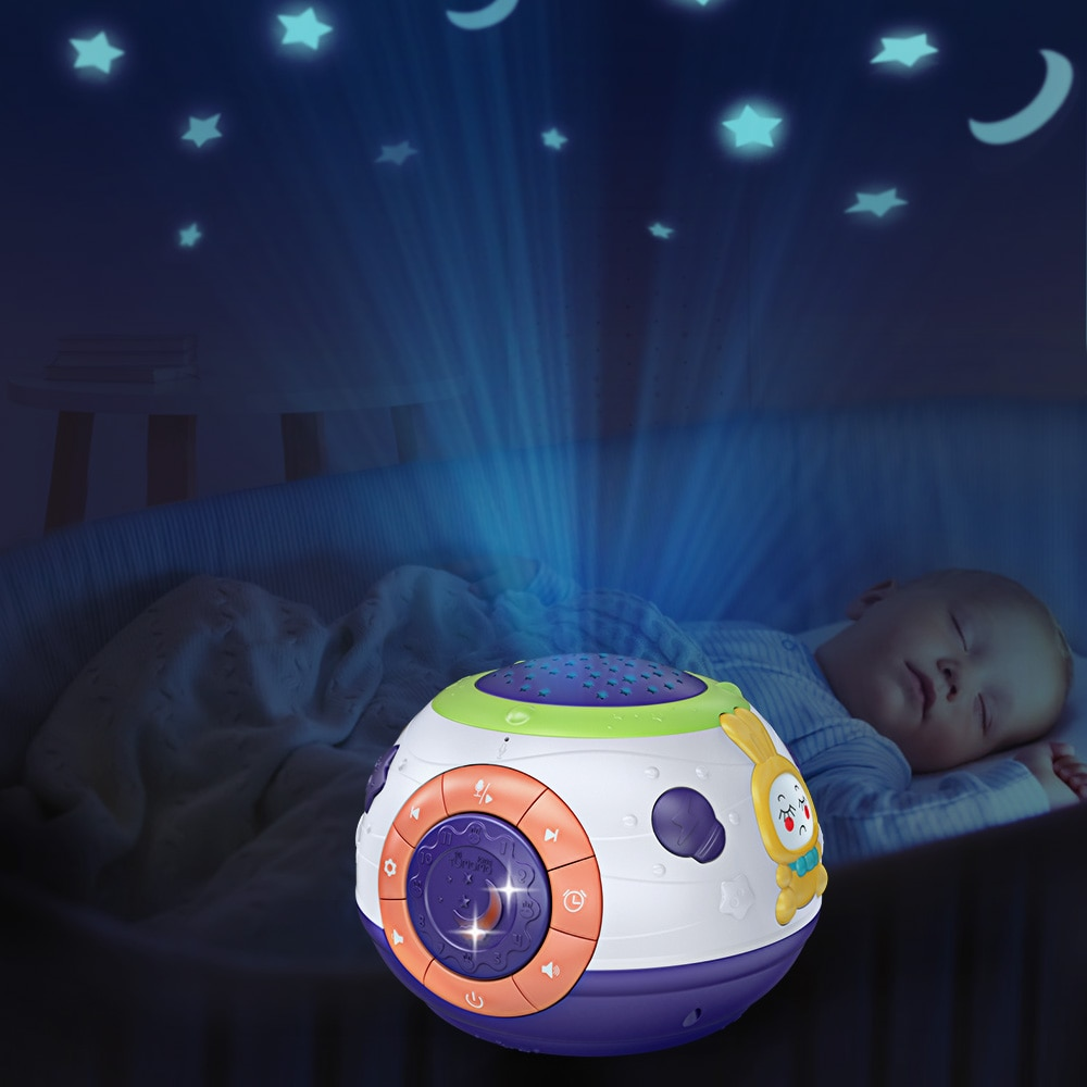 starry baby night light 2