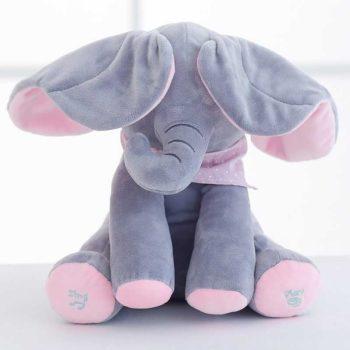 peek-a-boo elephant toy 7