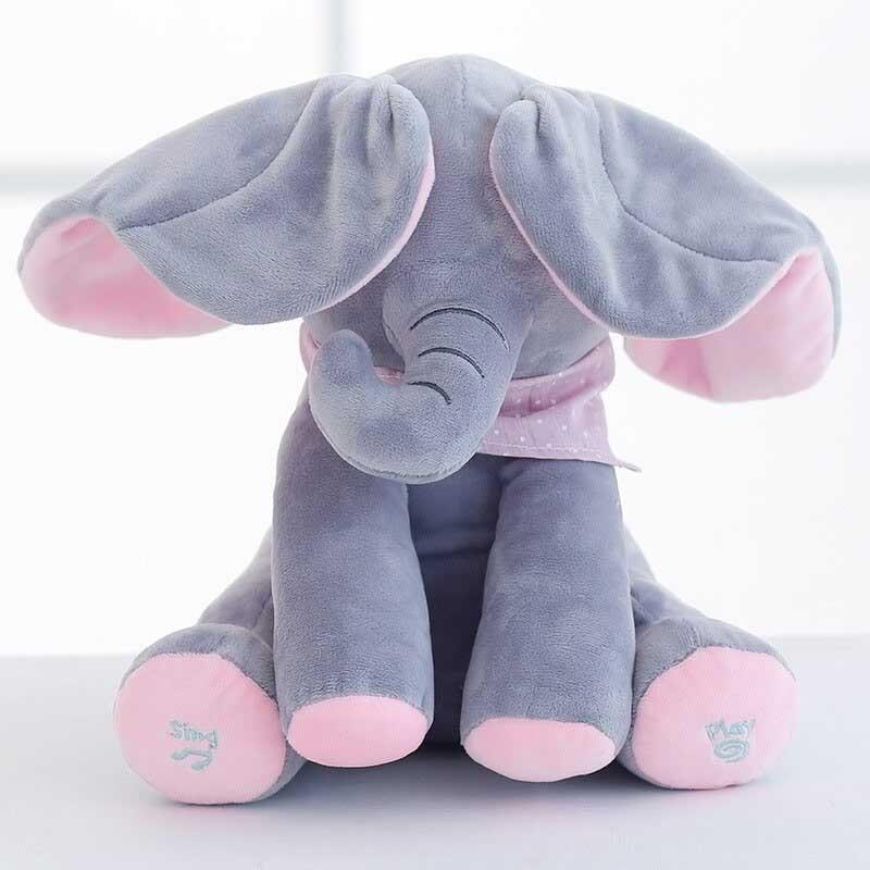 peek-a-boo elephant toy 3
