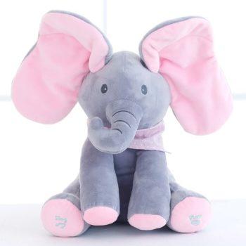 peek-a-boo elephant toy 6