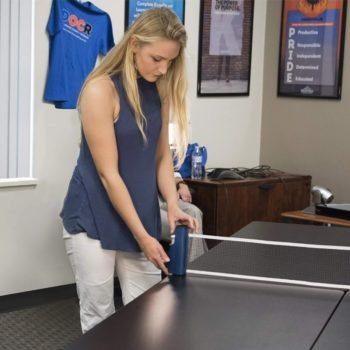 portable table tennis set 10