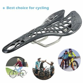 bike seat with built-in saddle suspension 17