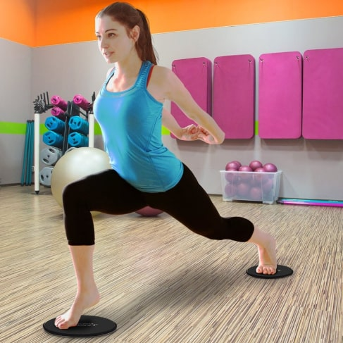 core and abs exercise slider discs 6
