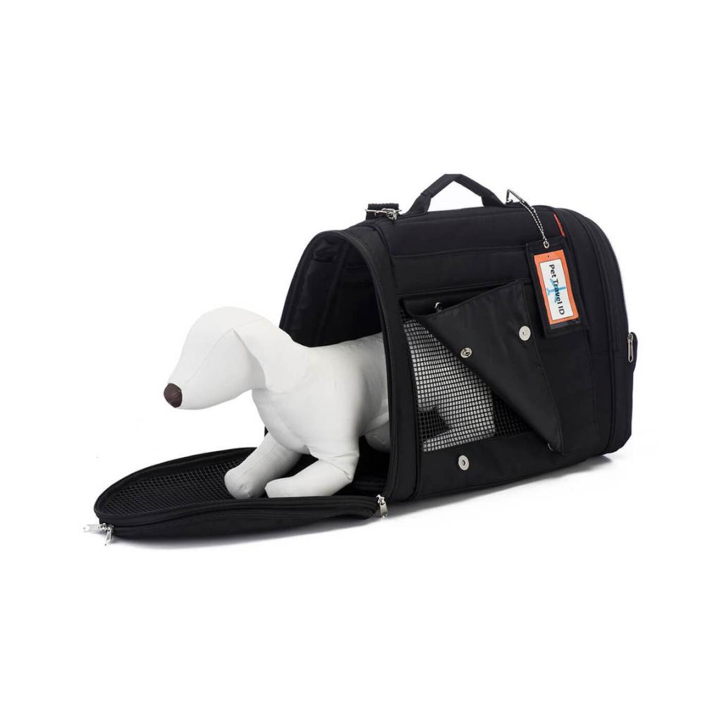 hideaway backpack - black 5