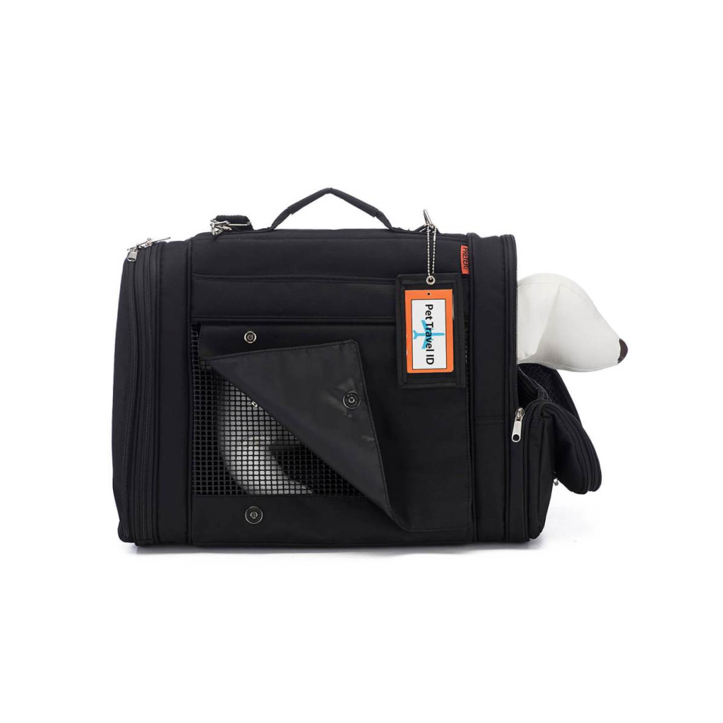 hideaway backpack - black 6