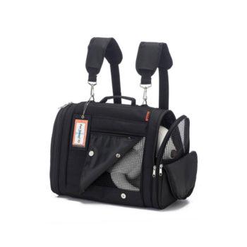 hideaway backpack - black 9