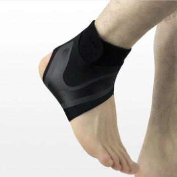 adjustable ankle compression brace set (right & left) 7