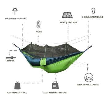 hammock with mosquito net 9