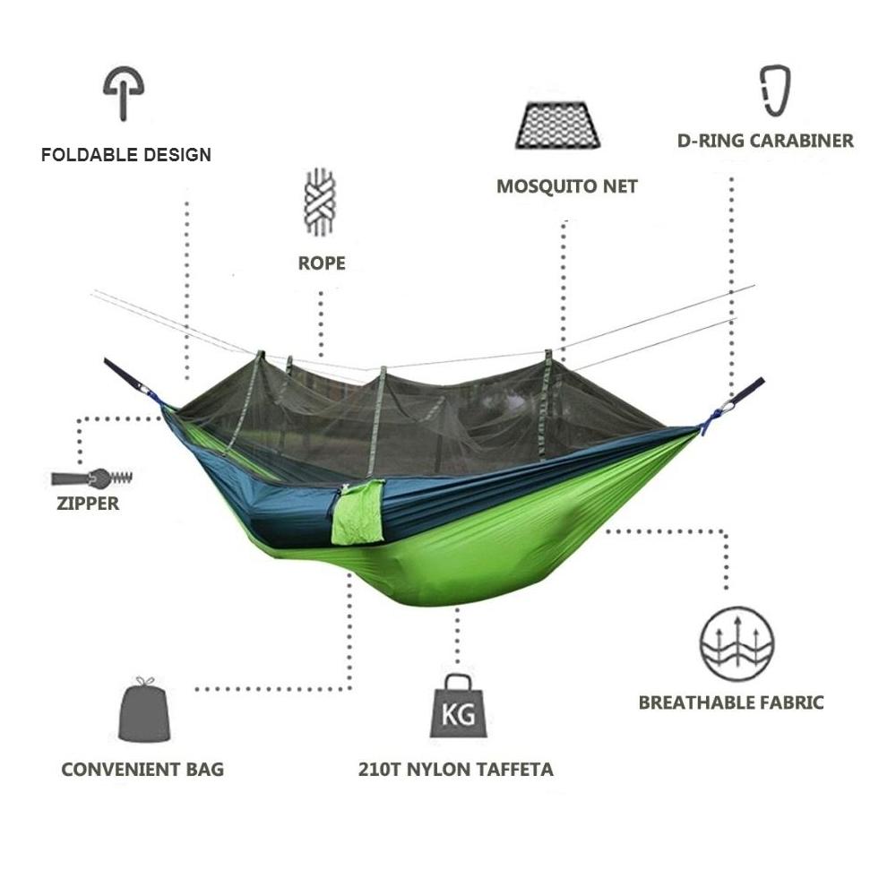hammock with mosquito net 4
