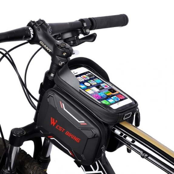 waterproof bicycle touch screen bag 20