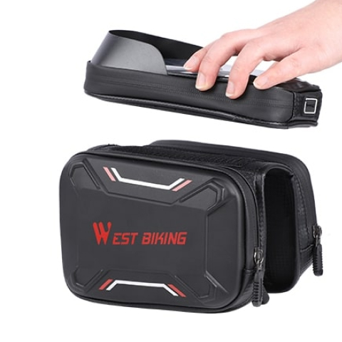 waterproof bicycle touch screen bag 19