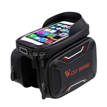 waterproof bicycle touch screen bag 10