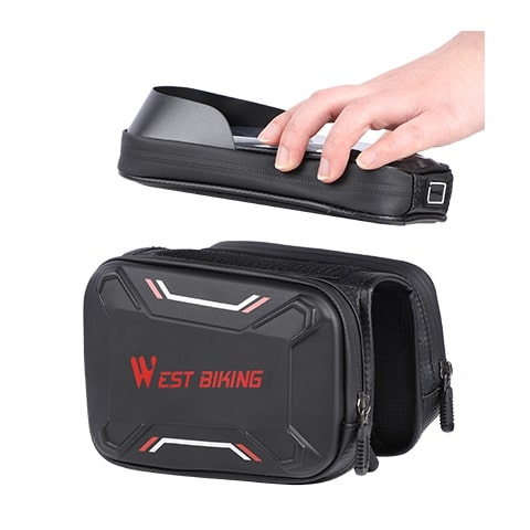 waterproof bicycle touch screen bag 3