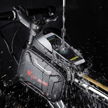 waterproof bicycle touch screen bag 17