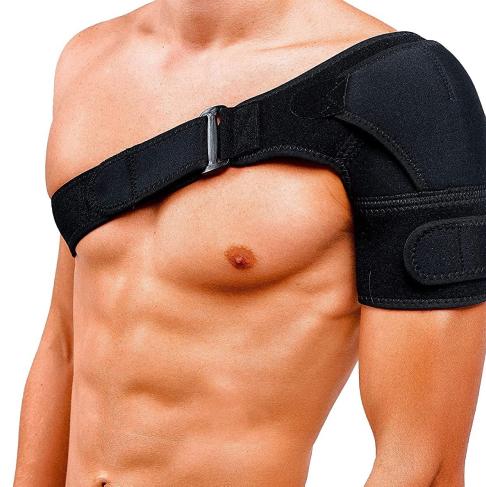 orthopedic left/right shoulder support brace 9
