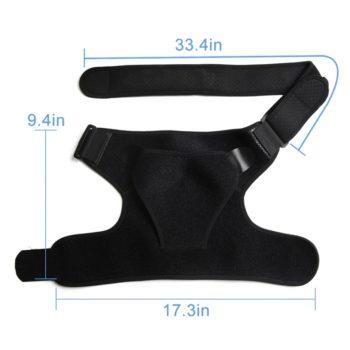 orthopedic left/right shoulder support brace 6