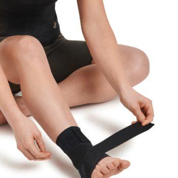 adjustable ankle compression brace 9