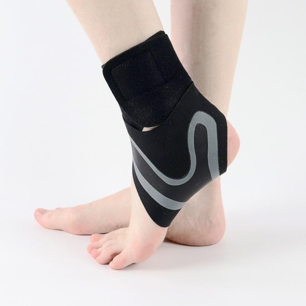 adjustable ankle compression brace 1